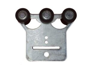 triple roller spare part for truck